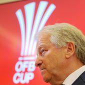 FC Dornbirn im ÖFB-Cup gegen Altach