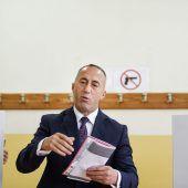 Massiver Rechtsruck bei Parlamentswahl im Kosovo