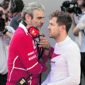 Vettels Foul heizt das WM-Duell an