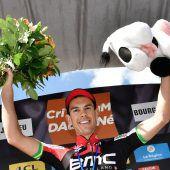 Porte gewann Zeitfahren bei der Dauphiné