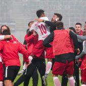 Salzburg holt Double und schießt Altach in die Europa League