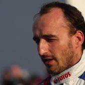 Die Rückkehr war für Kubica sehr emotional