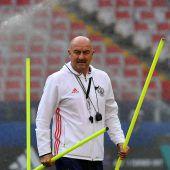 Gastgeber Russland fordert Europameister