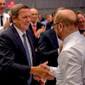 Schulz macht Ehe für alle zur Koalitionsbedingung
