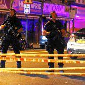 Anschlag auf Muslime