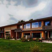 Europäisches Labor des Holzbaus