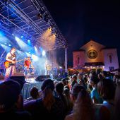 Sommerstimmung mit Livemusik