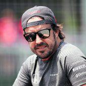 Alonso in Baku ohne Hoffnung