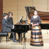 Mit einem kleinen Wunder an Legato- und Pianokultur