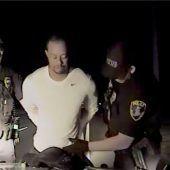 Polizei-Video zeigt verwirrten Woods