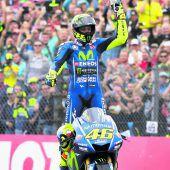 Rossis zehnter Streich in Assen