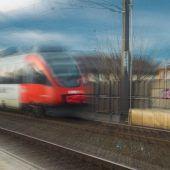 Bahnprojekt mit Verspätung