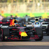 Vettels Rempler vergiftet Titelduell