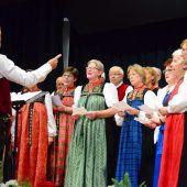 Geburtstagsfest für Walservereinigung