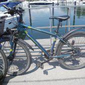 Fahrräder gestohlen