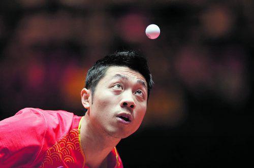 Wieder Weltmeister im Tischtennis: Ma Long.  Foto: apa