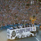 Historischer Triumph von Real Madrid