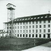 vorarlberg einst und jetzt. Textilfabrik Ganahl bzw. Energiefabrik an der Samina