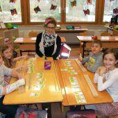 Bewegung in der Volksschule St. Anton