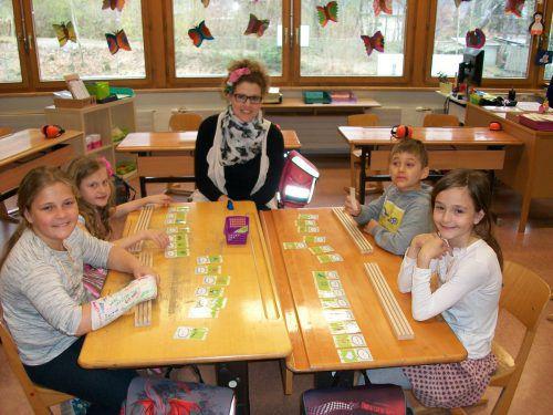 Ab dem kommenden Schuljahr wird an der Bewegungsschule in St. Anton eine Mittags- und Nachmittagsbetreuung angeboten.Foto: sw