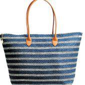 Mit stylischen Taschen ins Büro oder ans Meer