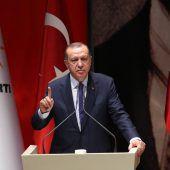 Türkischer Präsident wirft Deutschland Spionage vor