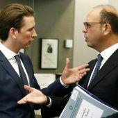 Ton zwischen Italien und Österreich verschärft sich