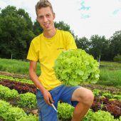 Leidenschaft für Gemüse