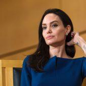 Angelina Jolie leugnet Kinder-Casting-Terror