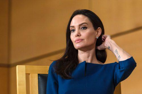 Angelina Jolie wird vorgeworfen, Kinder bei einem Casting hereingelegt zu haben. Foto: AFP