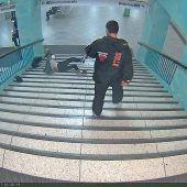 Erneut Treter-Attacke in Berliner U-Bahn