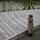 Massaker in der UN-Schutzzone