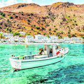 Bootsfahrten um die Insel