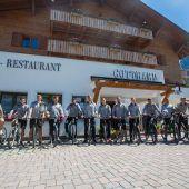 Austria bildet ein Team in Lech