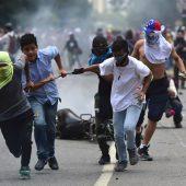 Tote, aber Maduro jubelt
