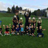Fußballcamp bei der Austria Lustenau