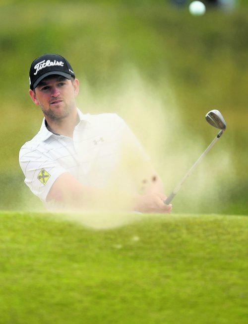 Bernd Wiesberger bei den British Open: Fehler in Grenzen halten, Stärken ausspielen.Foto: apa