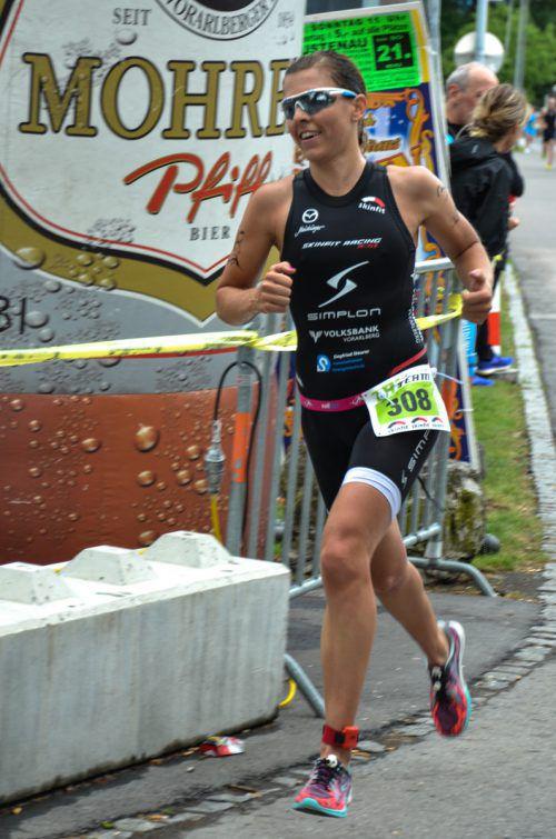 Bianca Steurer kürte sich in Faschina zur Siegerin.