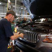 Deutsche Autobranche unter Druck