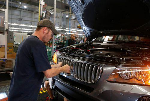 BMW will sich derzeit laut Firmenaussendung nicht an Spekulationen beteiligen.Symbolbild: RTS