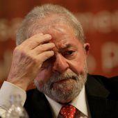 Brasiliens Ex-Präsident Lula muss in Haft
