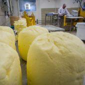 Für Bauern ist derzeit alles in Butter