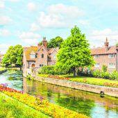 Geschichtsträchtige Grafschaft Kent