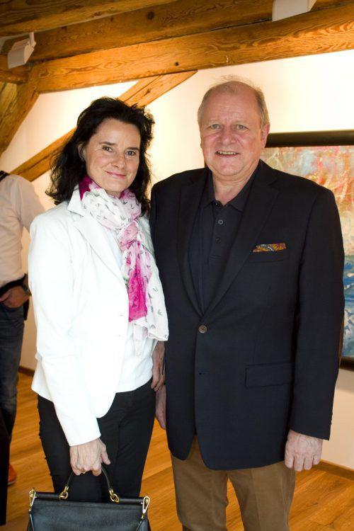 Cornelia und Aldo Amann.