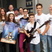Jugendliche bewiesen musikalisches Talent