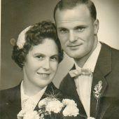 60 Jahre in glücklicher Ehe verbunden