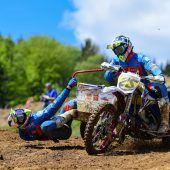 Möggers im Motocross-Fieber