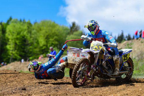 Das lange Warten hat ein Ende, 30 Jahre nach den letzten WM-Läufen im Ländle macht die Motocross-Seitenwagen-Weltmeisterschaft am 29./30. Juli wieder Halt in Vorarlberg.foto: Jens Körner