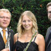 Trio Incantare auf der Schattenburg