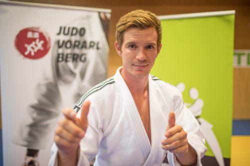 Der 24-jährige Michael Greiter ist eine der Triebfedern im Vorarlberger Judoverband. Foto: VN/SAMS